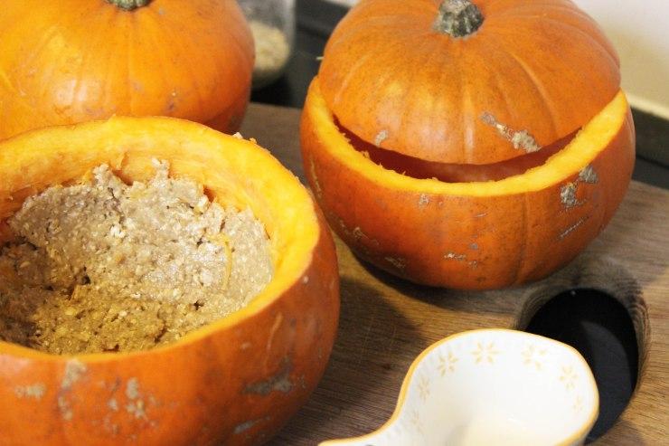 pumpkin crust